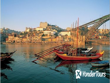 4-Hour Semi-Private Oporto City Tour