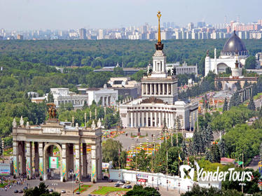 4-Hour Sights of Communism Private Tour in Moscow