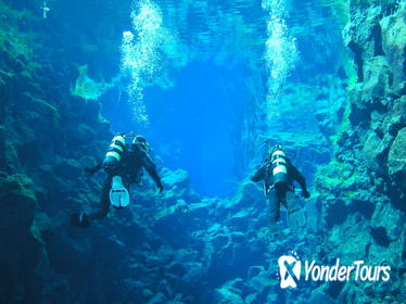 4-Hour Small-Group Diving Tour From Thingvellir National Park
