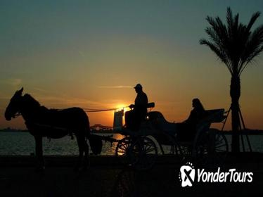 4-Hour Walking and Horse Carriage City Tour of Cairo