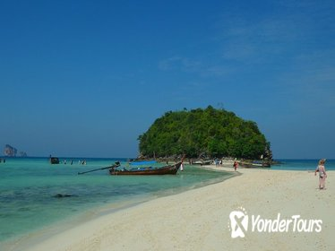 4-Island Speedboat Tour with Lunch from Krabi