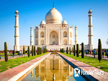 4-Star Hotel Package:Golden Triangle Tour to New Delhi, Agra, Jaipur and Jodhpur