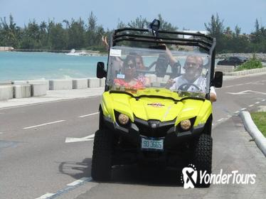 4X4 6-Seater Buggy Rental in Nassau