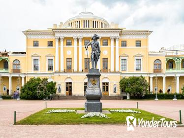 5 hour Private tour to Pavlovsk Palace and Park by Car