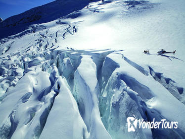 50-Minute Glacier Explorer Flight from Queenstown