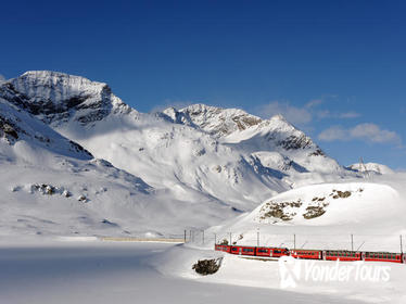 5-Day Glacier and Bernina Express Tour from Zurich