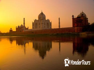5-Day Golden Triangle Tour from Delhi