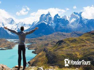5-Day Self-guided W Trekking -Torres Del Paine Highlights in Mountain Refuge