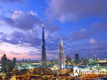 5-Hour City Tour of Dubai: Burj Al Arab, Jumeirah Mosque and Dubai Museum