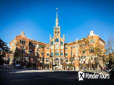 5-Hour Guided Tour in Barcelona