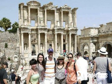 5-Hour Private Trip to Ephesus with Lunch