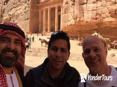 5-Night 6-Day Highlights of Jordan Experience