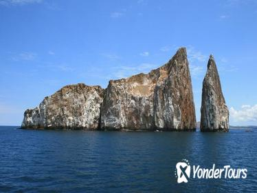 6 Days Galapagos Land Tour starting in San Cristobal Island including Santa Cruz
