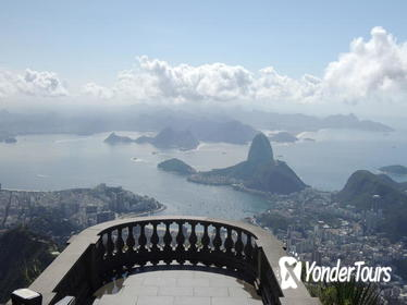 6 hours Private Tour - Christ - Botanic Garden - Waterfall Shower