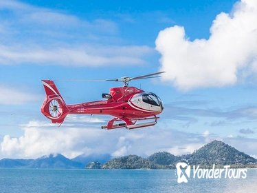 60-Minute Palm Island Scenic Helicopter Flight from Townsville