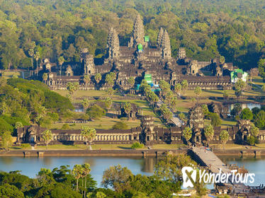 6-Day Cambodia Tour to Angkor Wat from Phnom Penh by Air