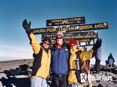 6-Day Kilimanjaro trekking Machame or Whisky route