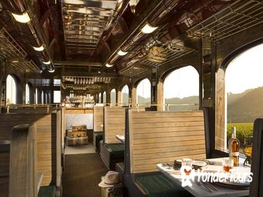 6-Hour Napa Valley Wine Train Dining Experience and Winery Tour