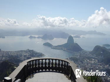 6-Hour Rio Highlights Private Tour With Pickup and Drop-off