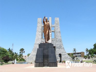 6-Hour Small Group Accra City Tour with Hotel Pickup
