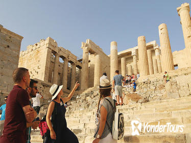 6-Person Acropolis Group Tour with Archaeologist