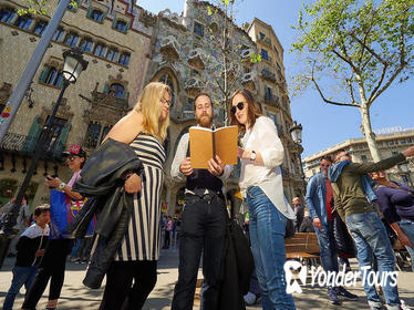 6-Person Gaudi Tour with an Architect