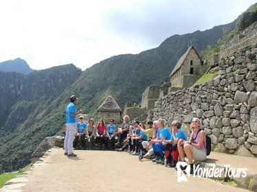 7 Day Luxury Inca Trail To Machu Picchu - Group Service