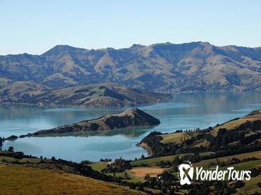 7-Hour Christchurch Tour from Akaroa Wharf