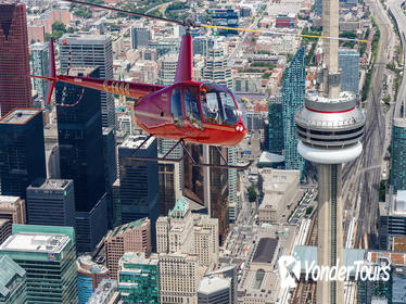7-Minute Helicopter Tour Over Toronto