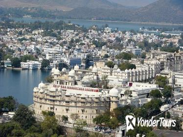 8-Day Private Golden Triangle Agra Jaipur Pushkar Jodhpur Udaipur from New Delhi