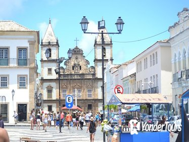 8h City Tour of Salvador da Bahia