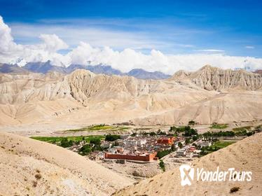 9 Nights 10 Days Upper Mustang Overland Tours in Nepal