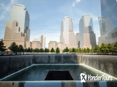 9/11 Memorial and Ground Zero Walking Tour with Optional One World Observatory Entrance