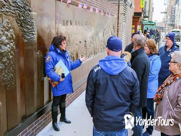 9-11 Tribute Museum & Memorial Walking Tour