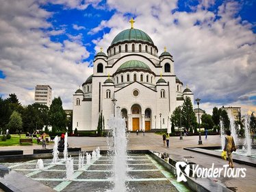 A Tale about Power - Belgrade City Tour