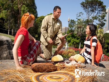 Aboriginal Heritage Tour at the Royal Botanic Garden Sydney