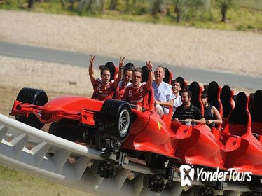 Abu Dhabi Combo Ticket: Ferrari World and Yas Waterworld with transfers