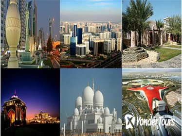 Abu Dhabi private City Tour - A journey to The Capital