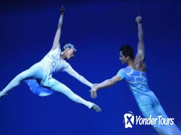Acrobatic Show in Chaoyang Theatre with Private Car Transfer