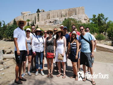 Acropolis, Athens City Tour, The Ancient Agora and Attalos Museum