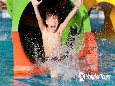Adaland Aquapark with Transfers from Didim and Altinkum