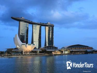 Admission Marina Bay Sands Sky Park with 1 Day Hopper Pass
