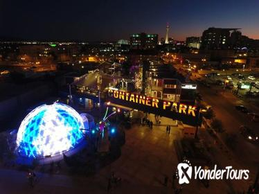 Admission Ticket to The Dome at Container Park in Las Vegas