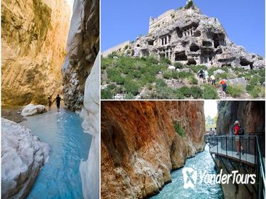 Adventure in Saklikent Gorge and Ancient City Tlos