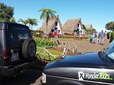 Adventureland Madeira - 4x4 Tours - East Tour - Santana