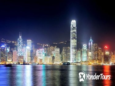 Afternoon City Coach Tour Plus Dinner Cruise with Hotel Pickup in Hong Kong Island