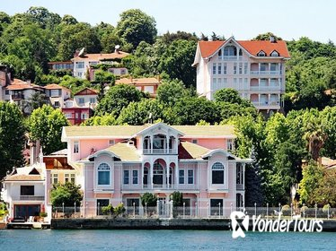 Afternoon Istanbul Bosphorus Cruise Tour with Pierre Loti