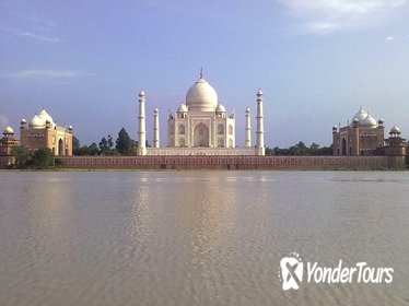 Agra City Tour Sunrise to Sunset
