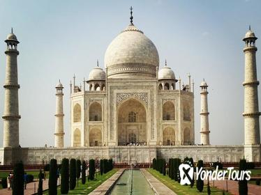 Agra Private Tour From Delhi Including Home-Cooked Lunch in a Local Home