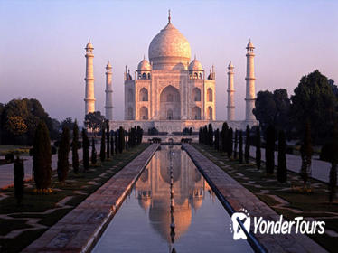 Agra Taj Mahal Sunrise and Sunset Tour